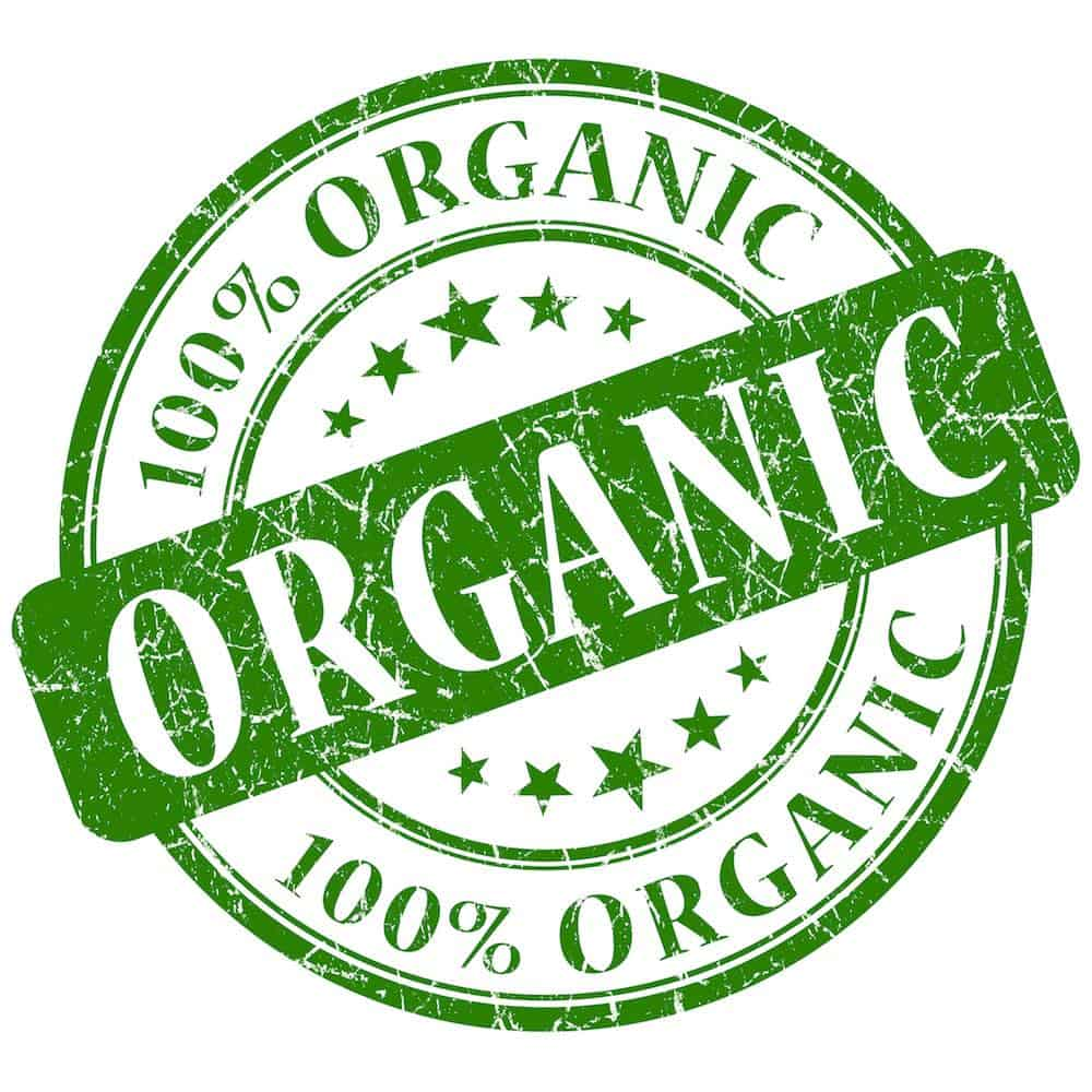 organic certificate for baby clothing