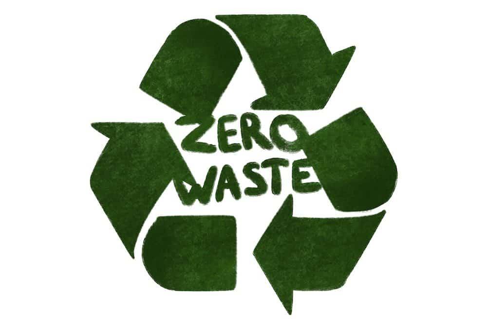 zero waste symbol