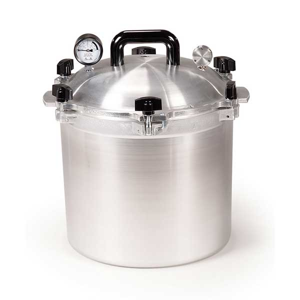 all american best pressure canner