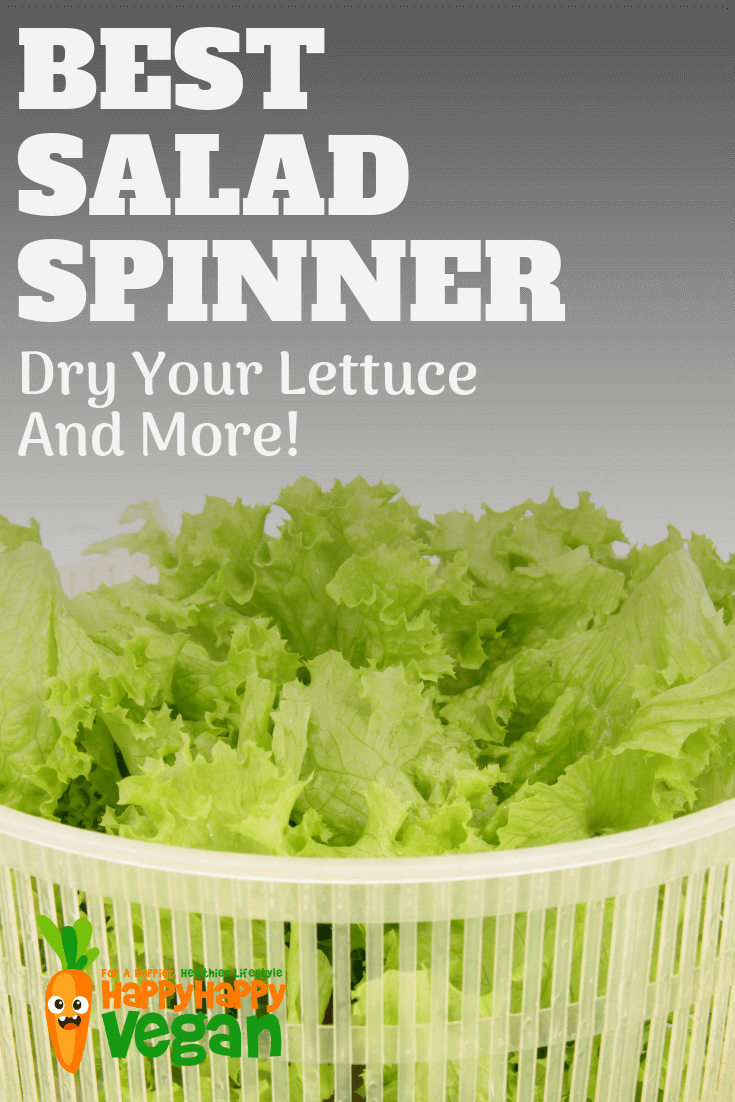 best salad spinners reviewed pinterest image