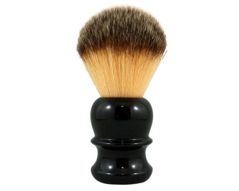 best synthetic shaving brush Razorock Plissoft