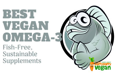 Best Vegan Omega-3 Supplements: Fish-Free And Sustainable