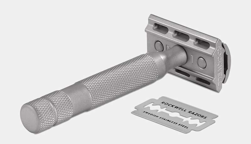 our best vegan razor - rockwell 6S