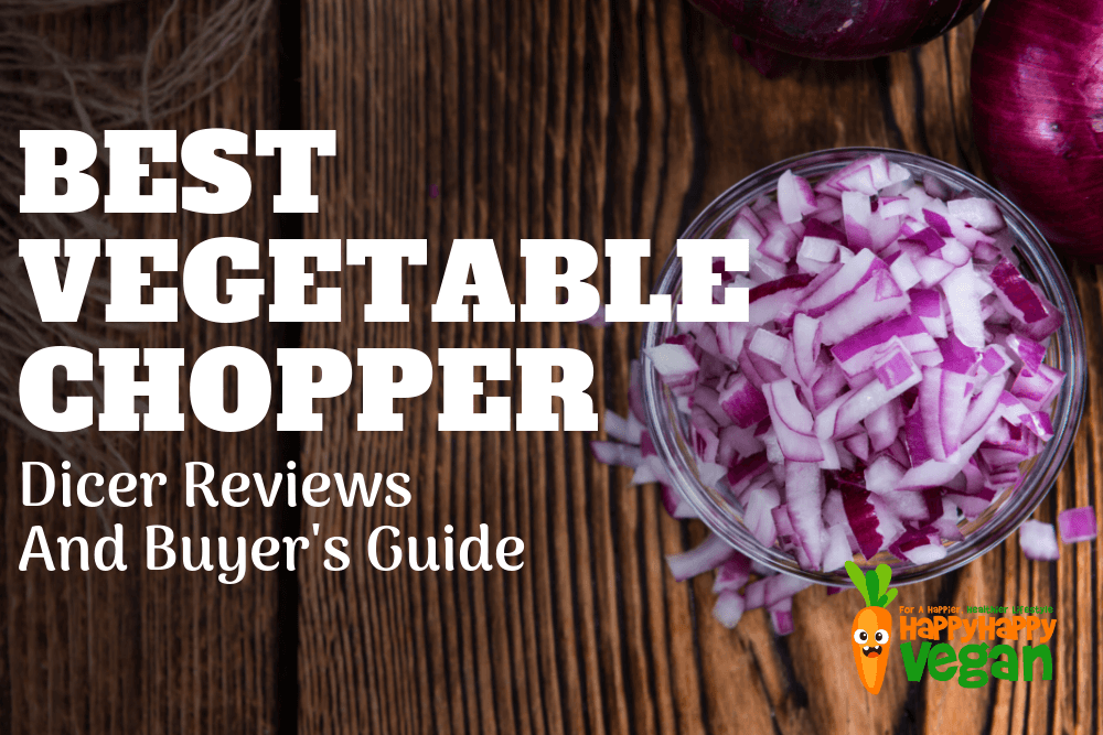 Best Vegetable Chopper: Dicer Reviews And Buyer's Guide 2020