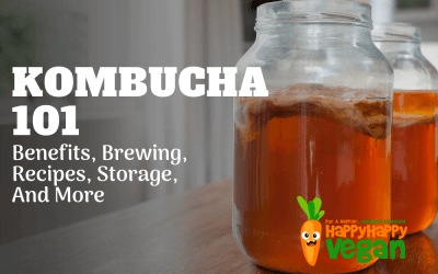 Kombucha 101: Benefits, Brewing, Recipes, Storage, And More