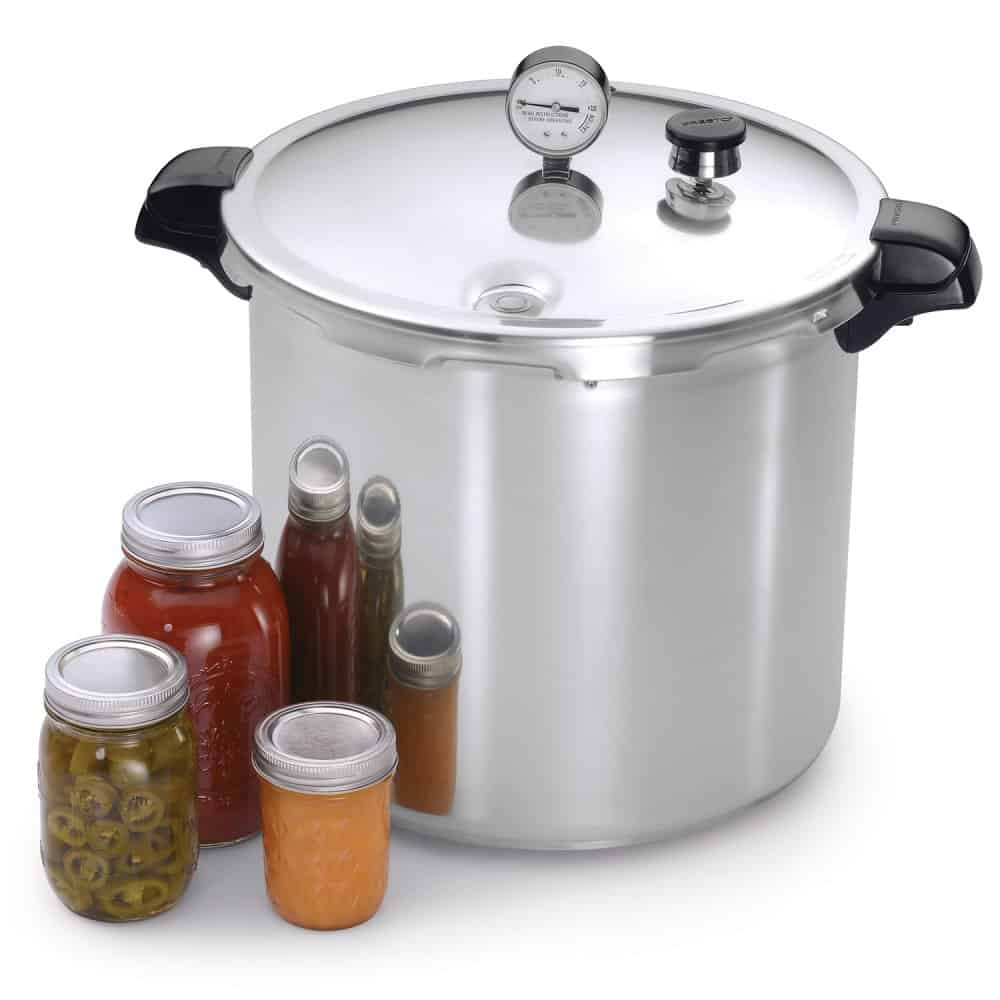 Presto - best pressure canner for vegans
