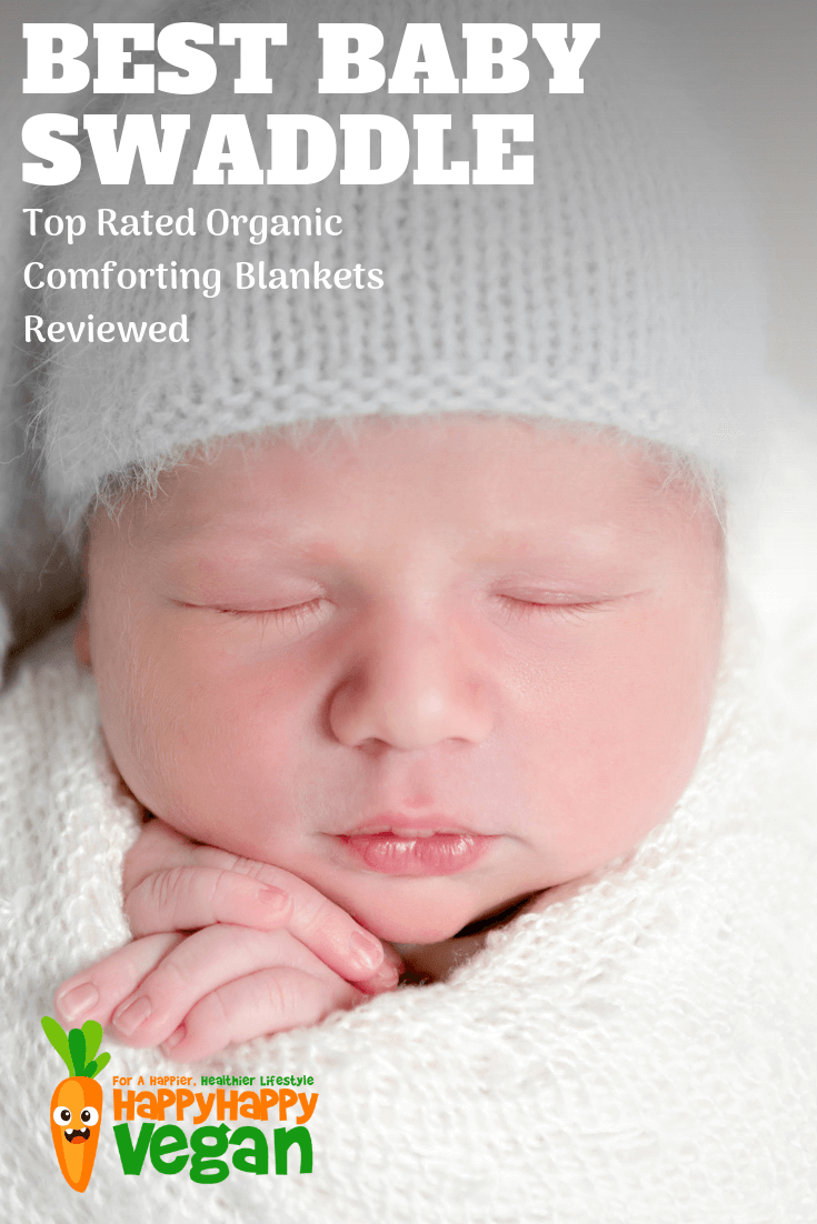 best comforting blanket for babies reviews - pinterest image