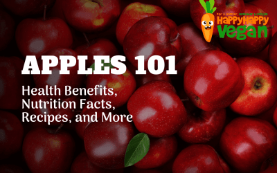 Apples 101: Recipes, Health Benefits, Nutrition Facts, And More