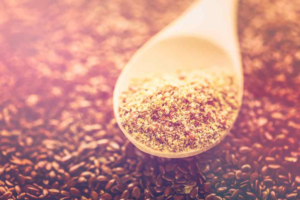 flaxseeds for protein