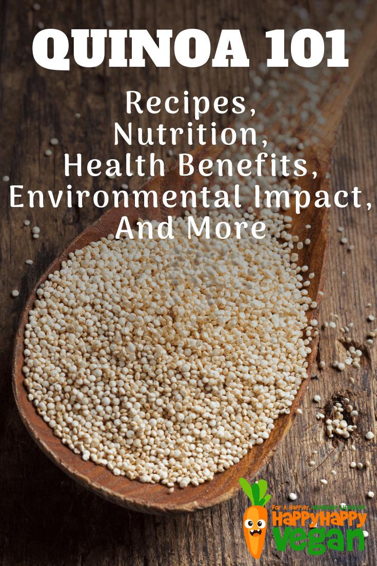 quinoa 101 guide