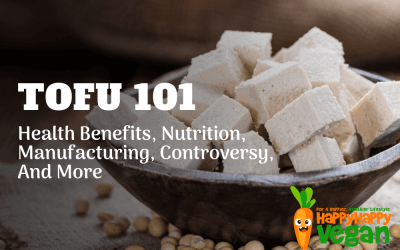 Tofu 101: Health Benefits, Nutrition, Manufacturing, Controversy, And More